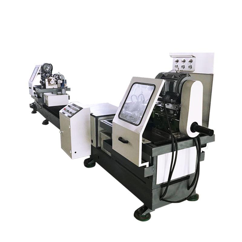 二工位液压自动钻孔专机